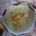 お芋のスープ