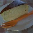レモンとカッテージチーズケーキ
